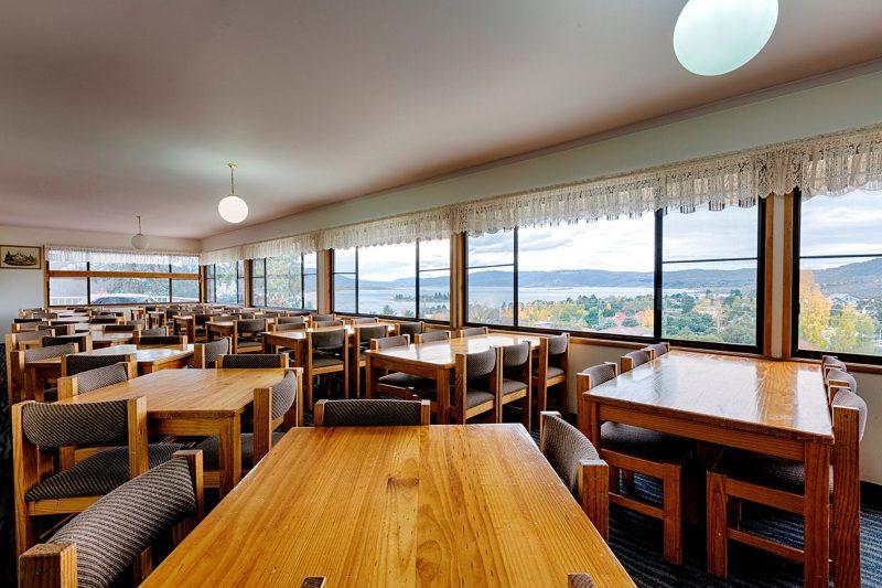 Vikas Lodge Dining Area