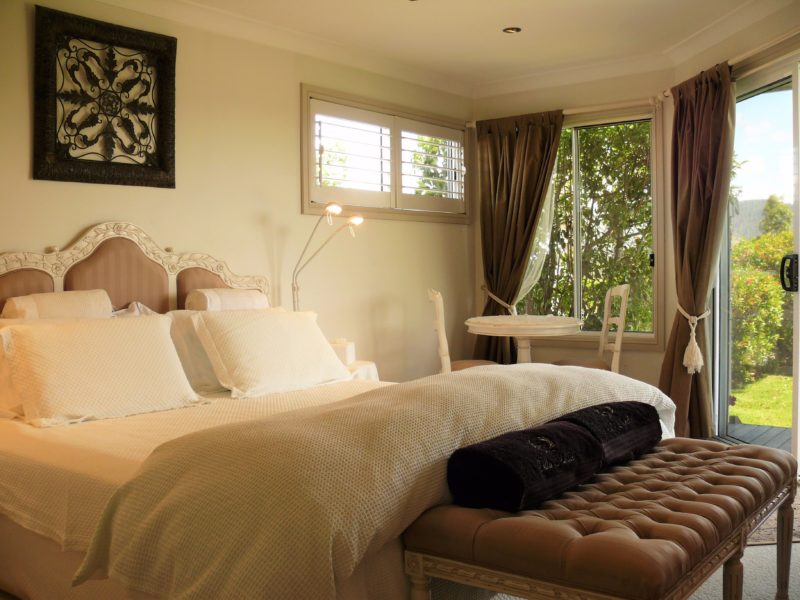 Villa Medici B and B at Gloucester NSW - luxury suites