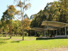 Village Green picnic area