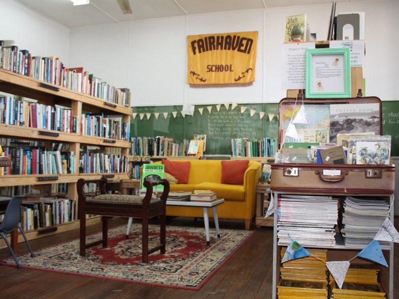 Bookshop Vintage Fair