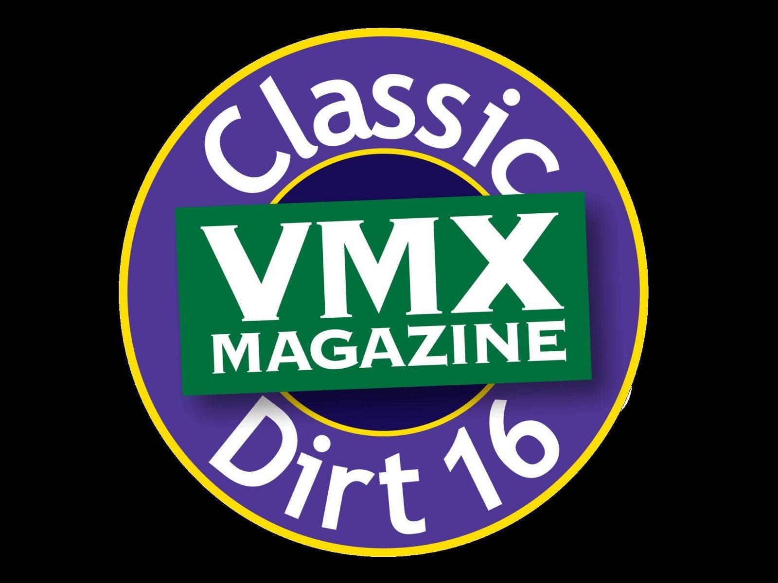 VMX Magazine CD16 logo