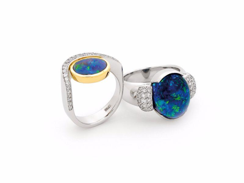 opal-rings