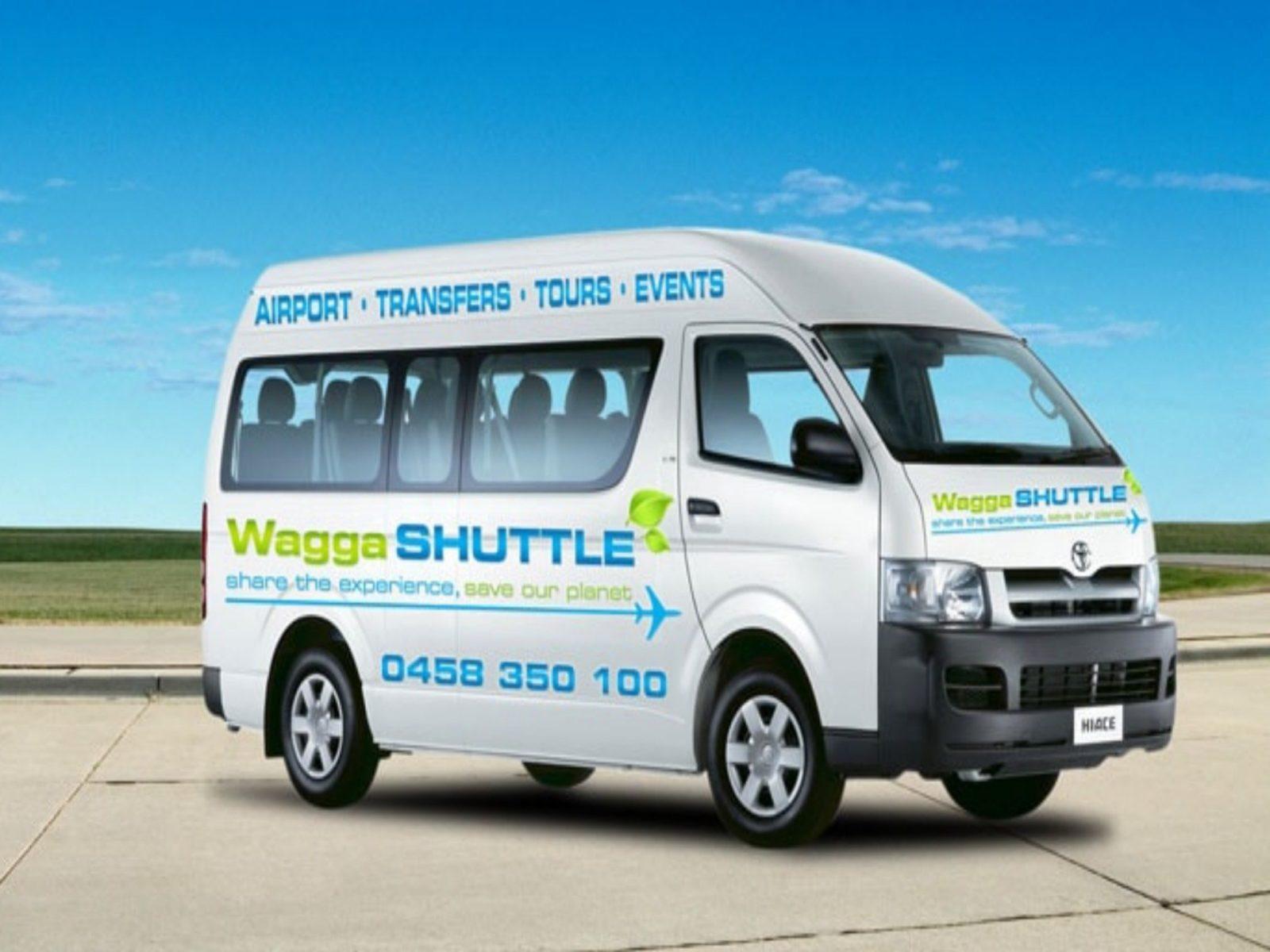 Wagga Shuttle Bus