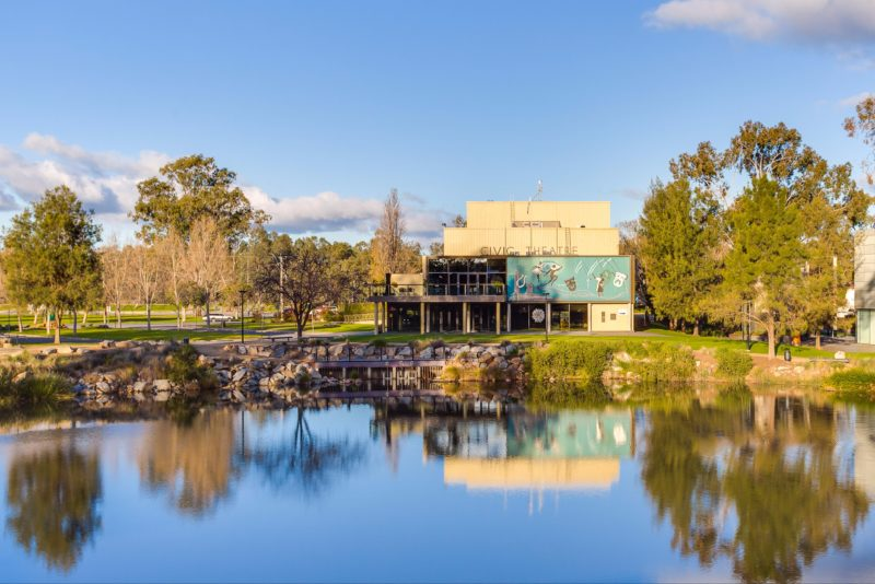 Wagga Wagga Civic Theatre, shows, performances