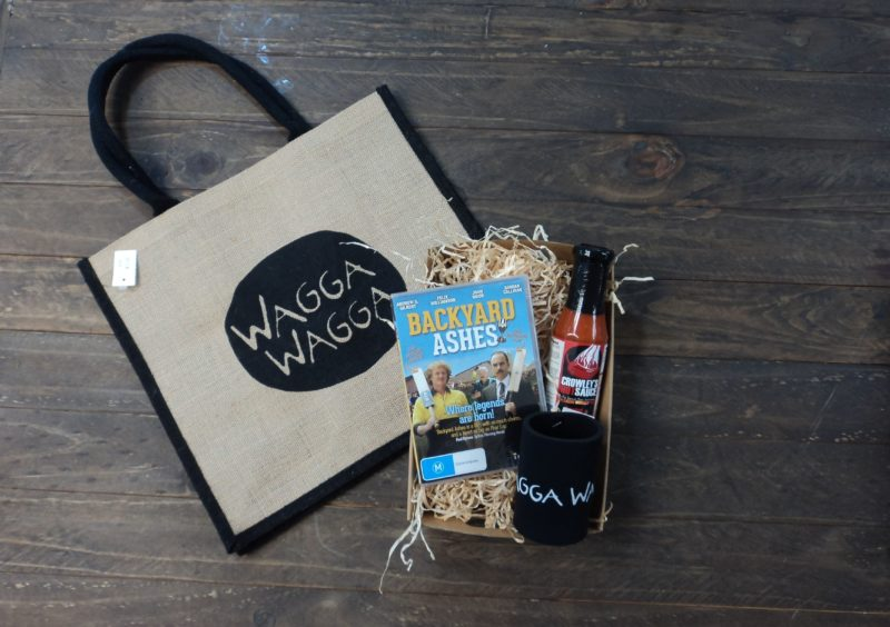 Hampers and local souvenirs