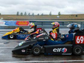 Wakefield Park Motor Racing Circuit
