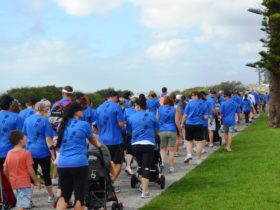 Walk to d'Feet MND Illawarra