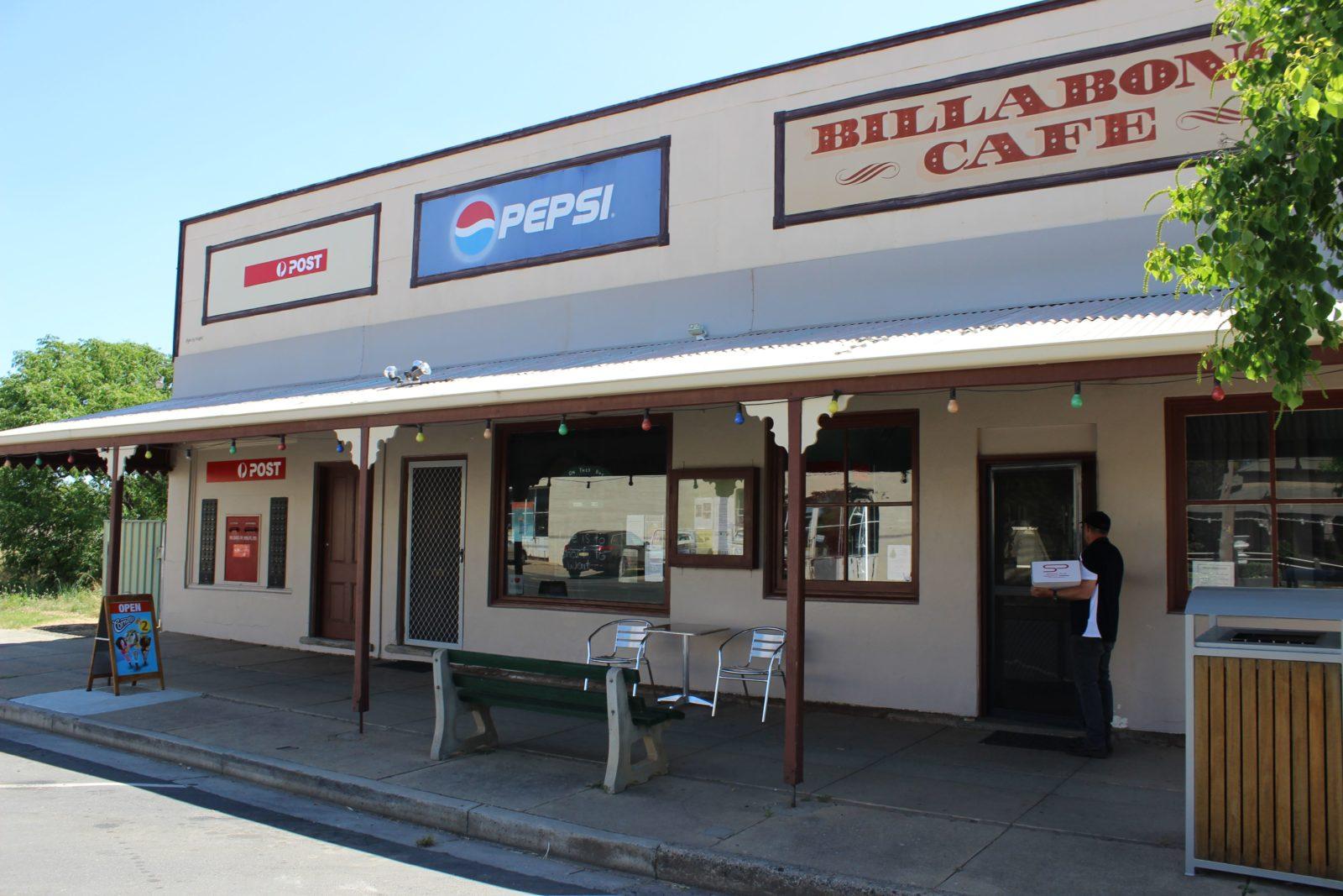 Billabong Cafe Walla Walla