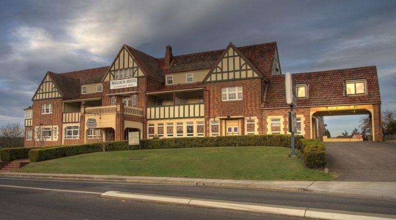Wallacia Hotel