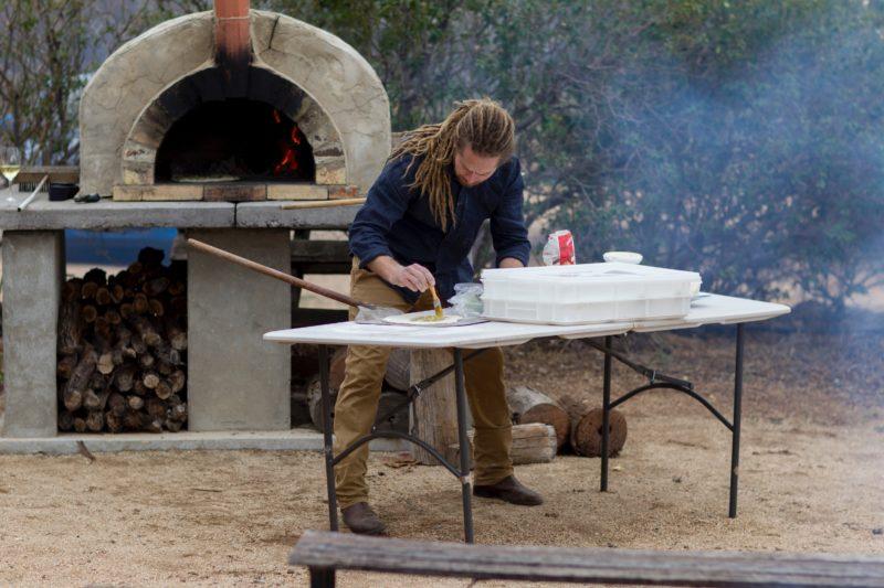 Wallington Wines Wood Fire Pizzas