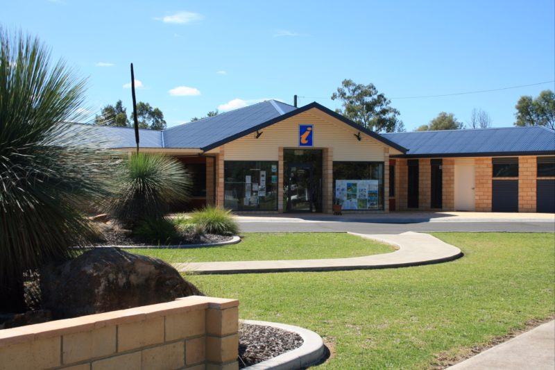The Warialda Information Centre