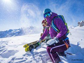 Warren Miller's Face Of Winter - Blue Mountains