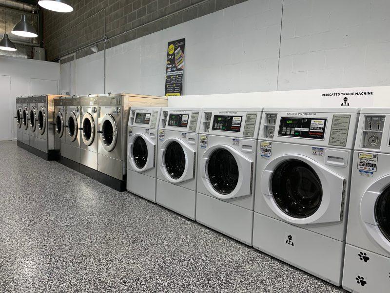 Wash and Spin Laundromat Gerringong Washing Machines
