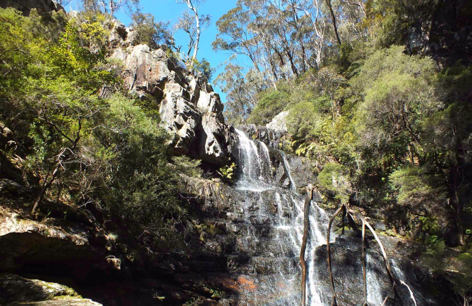 Waterfall Walk, Kanangra-Boyd National Park. Photo: M Jones/NSW Government
