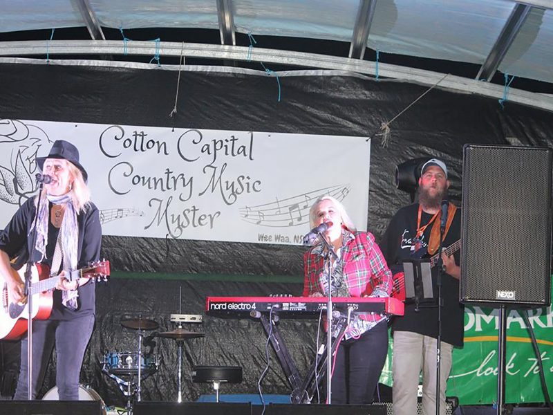 Wee Waa Cotton Capital Country Muster