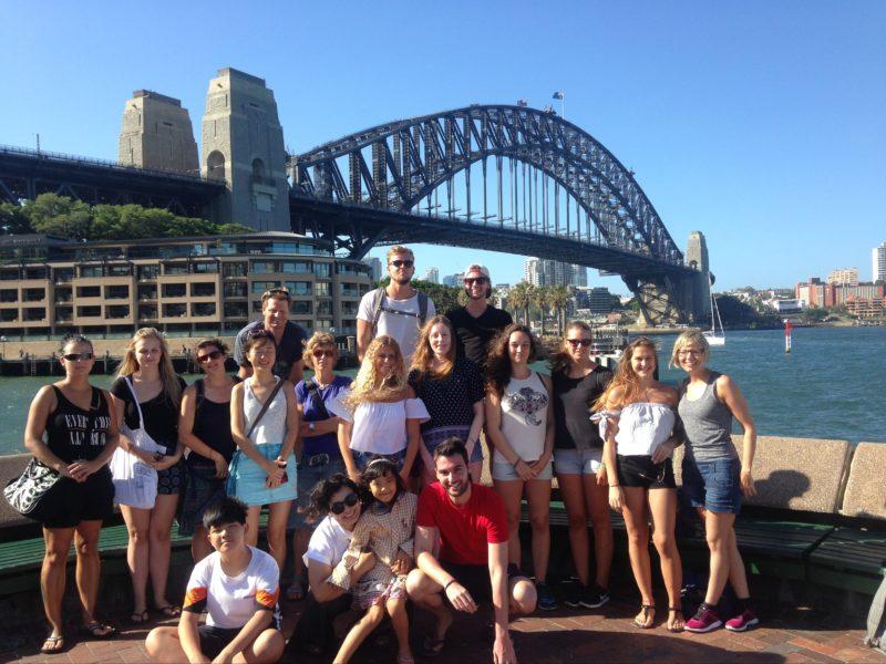 Free Walking Tour Sydney Harbour Bridge Tour