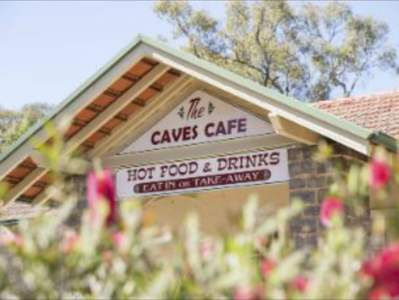 Wellington Caves Cafe