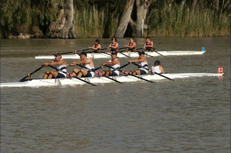 Henley On The Darling Rowing Regatta