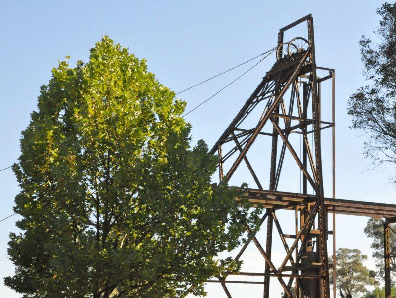 Wentworth Main Mine