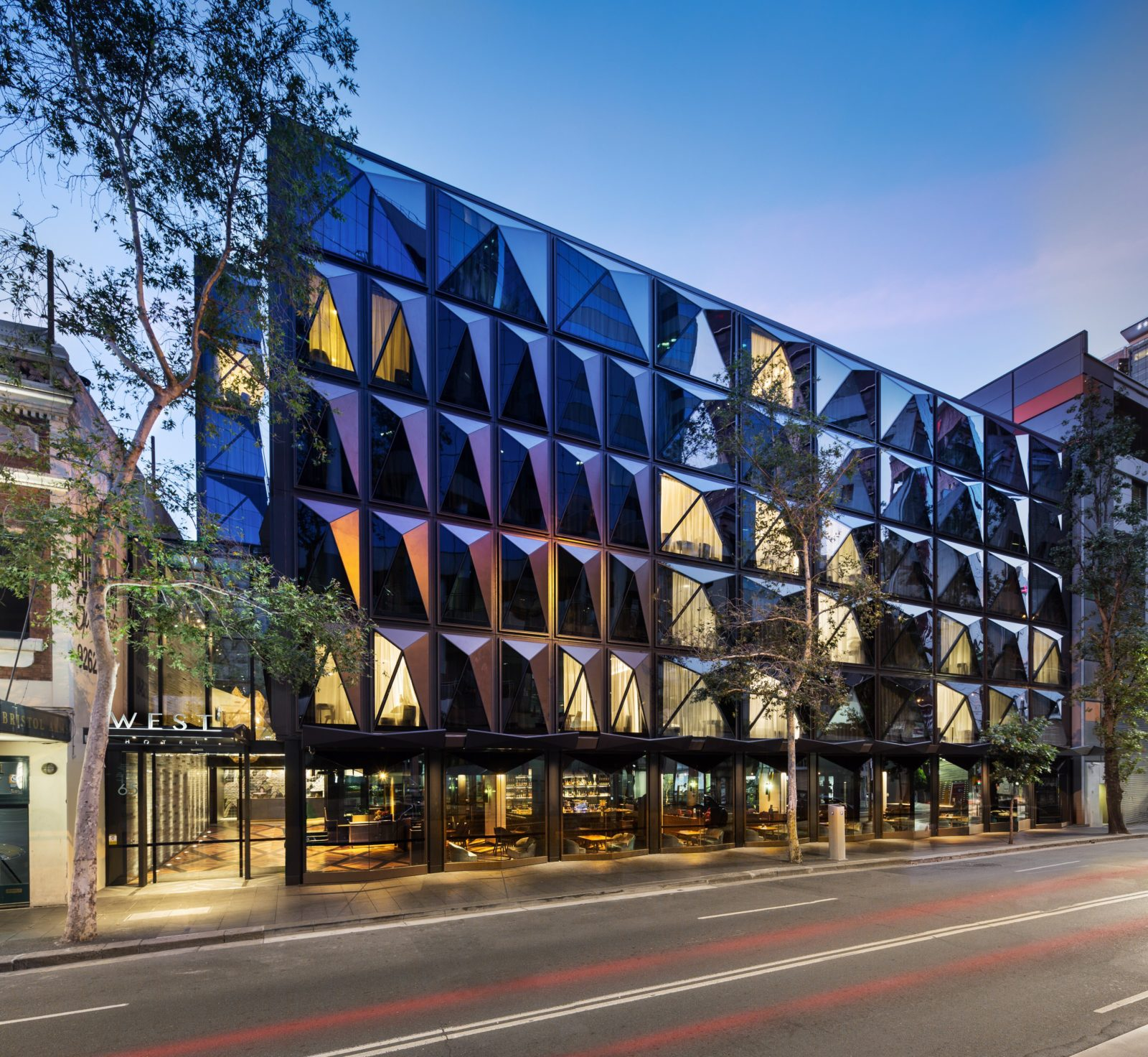 West Hotel is located in Sydney's CBD on Sussex Street, near Barangaroo and Darling Harbour