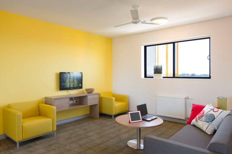Image of lounge room