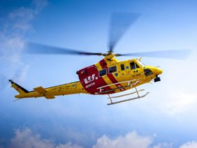 Westpac Life Saver Rescue Helicopter Open Day