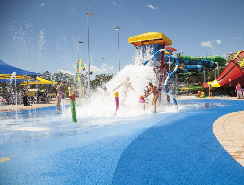 Kids Splash Zone - Wet 'n' Wild Sydney