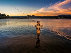 Fly Fishing near Sydney