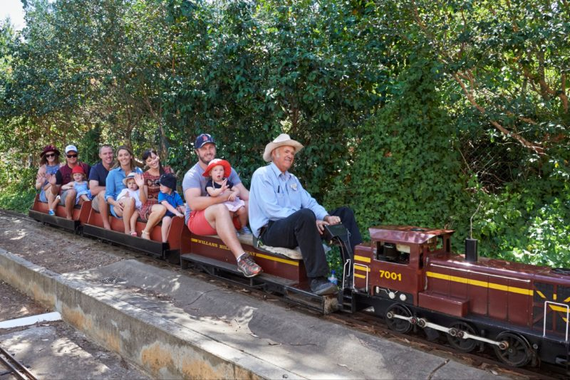 Wagga Wagga Miniature Railway