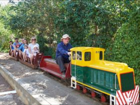Willans Hill Miniature Railway, Wagga Wagga