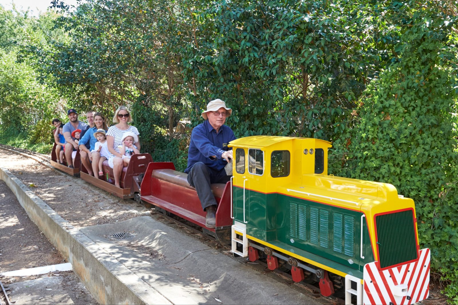 Willans Hill Minature Railway