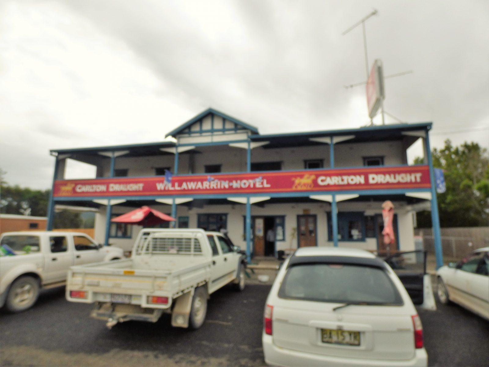 Willawarrin hotel