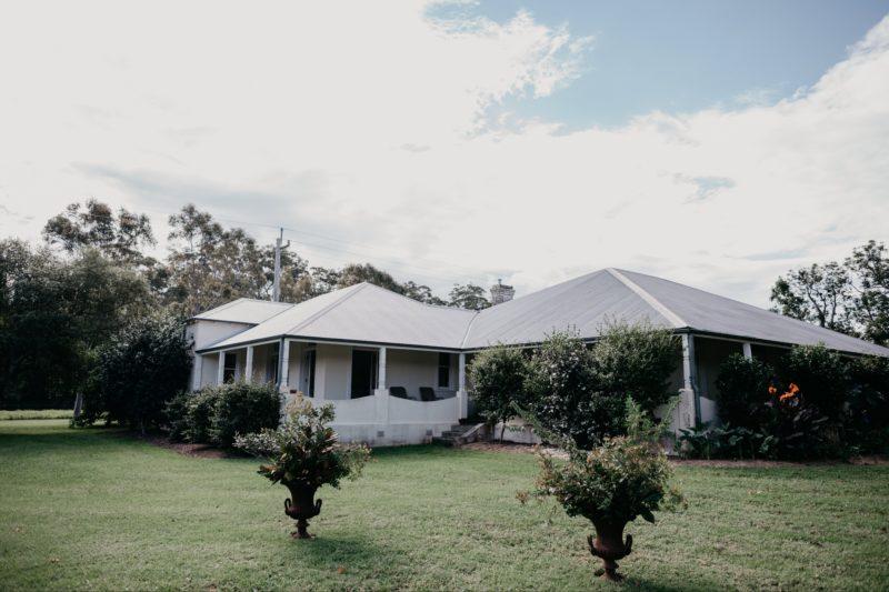 Mitch Pohl farmhouse