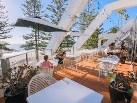 Windjammers Restaurant Terrace