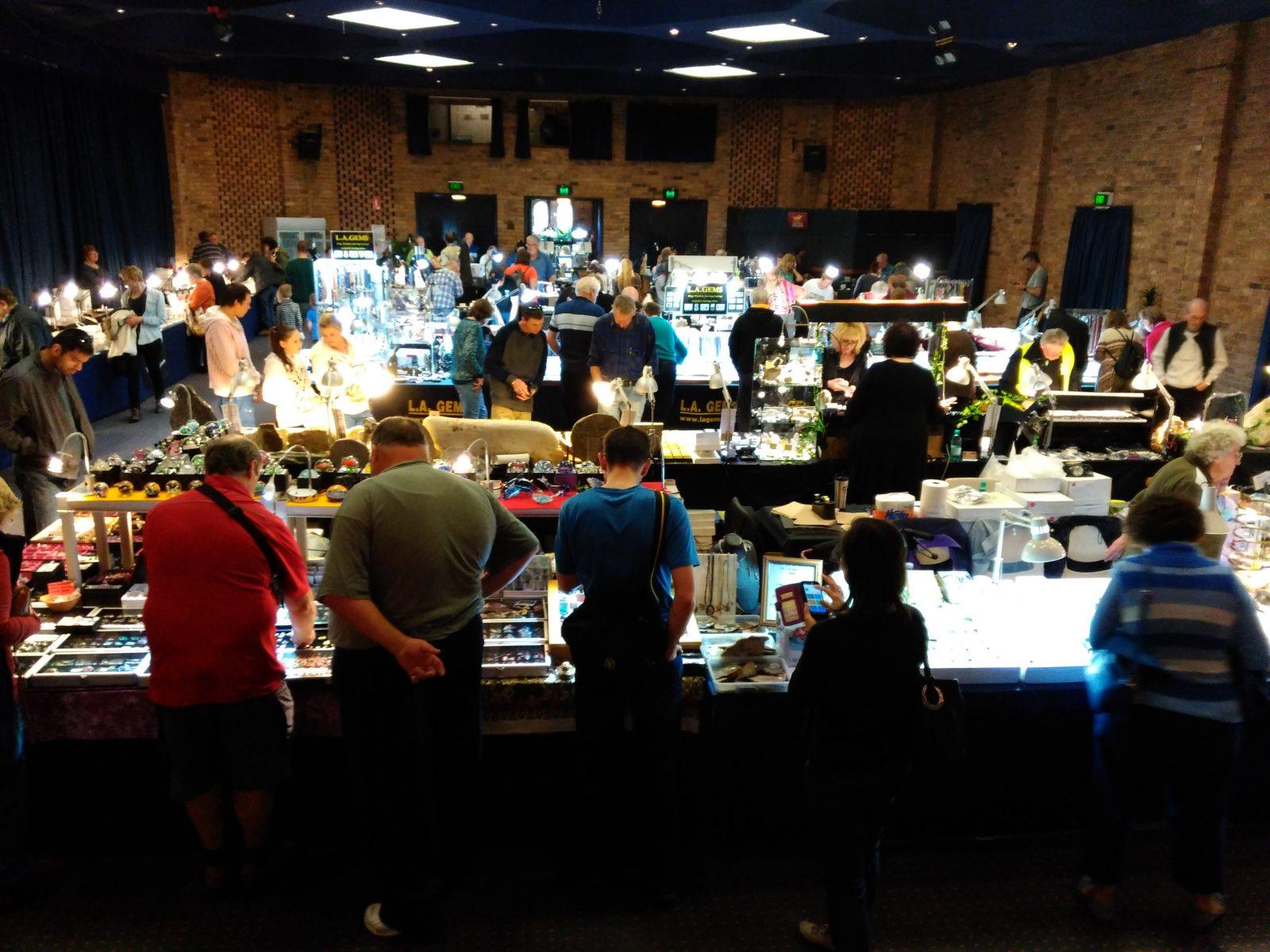 Hawksbury Valley Lapidary Club, jewellery, gems, fossils, minerals