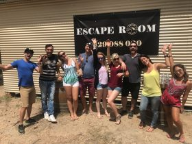 Wine Escape Room - Wine tasting experience