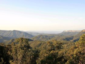 Wollondilly lookout