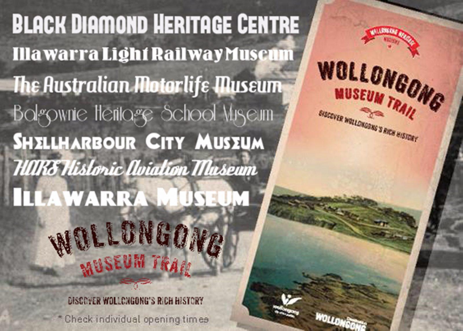 Wollongong Museum Trail