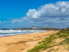 Wollongong Surf Leisure Resort Beach Access