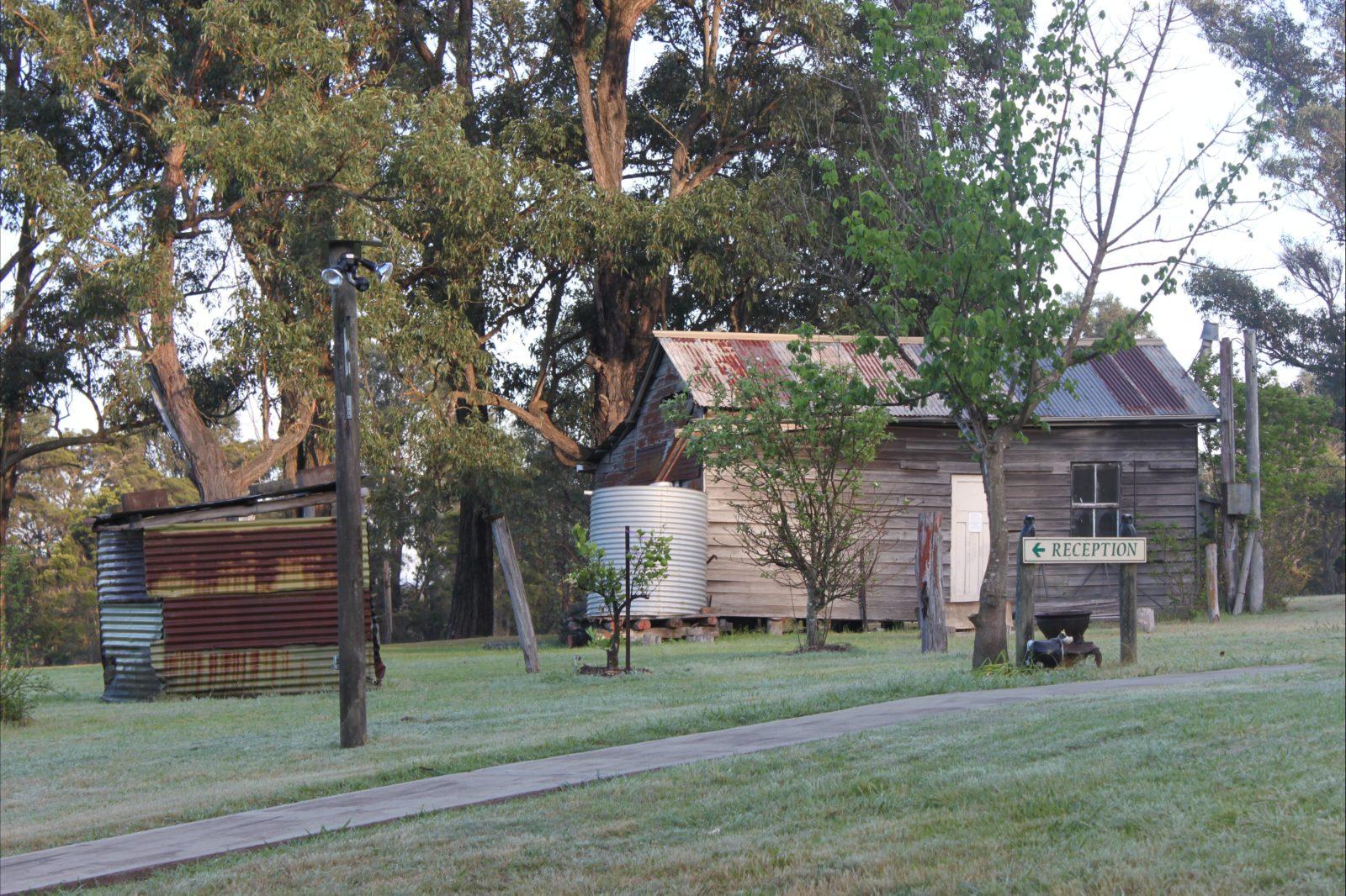 Woodlane Cottages