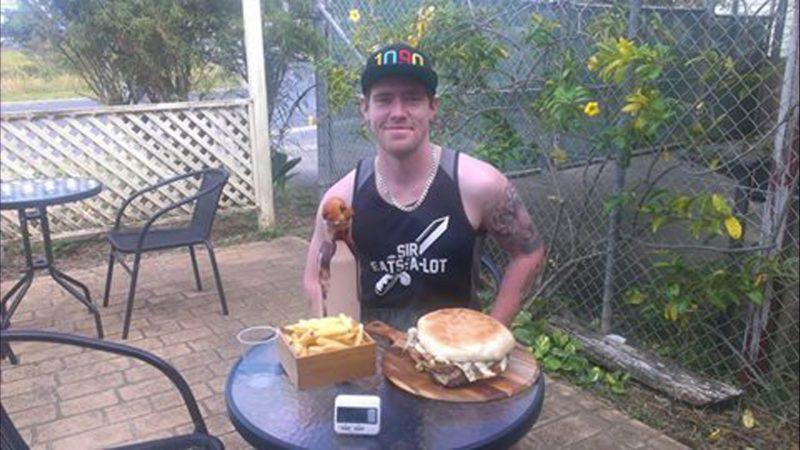 Woopi Monster Champ Sir Eats a lot