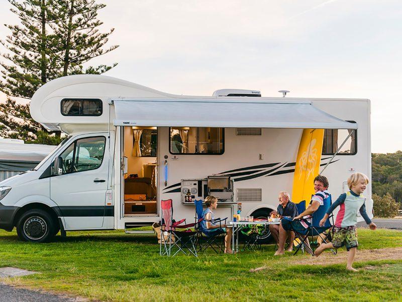 Wooli Camping and Holiday Park