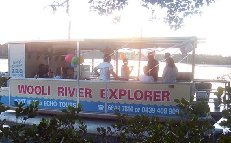 Wooli River Boat Hire