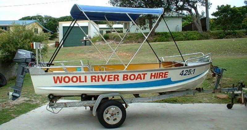 Wooli River Boat Hire