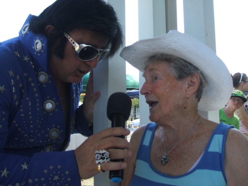 Elvis lives in Wyee