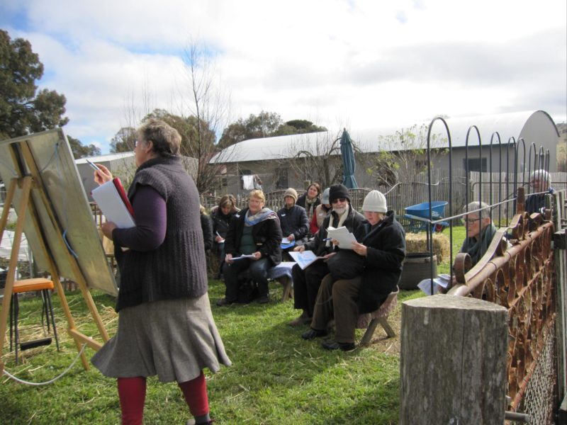 Permaculture at Braidwood
