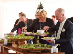 Wyong Gold Cup Day Luncheon