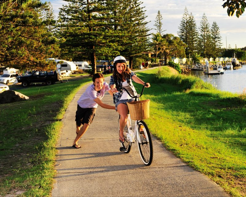 Xtreme Cycle and Skate - Discover parts of the Clarence Coast most people miss