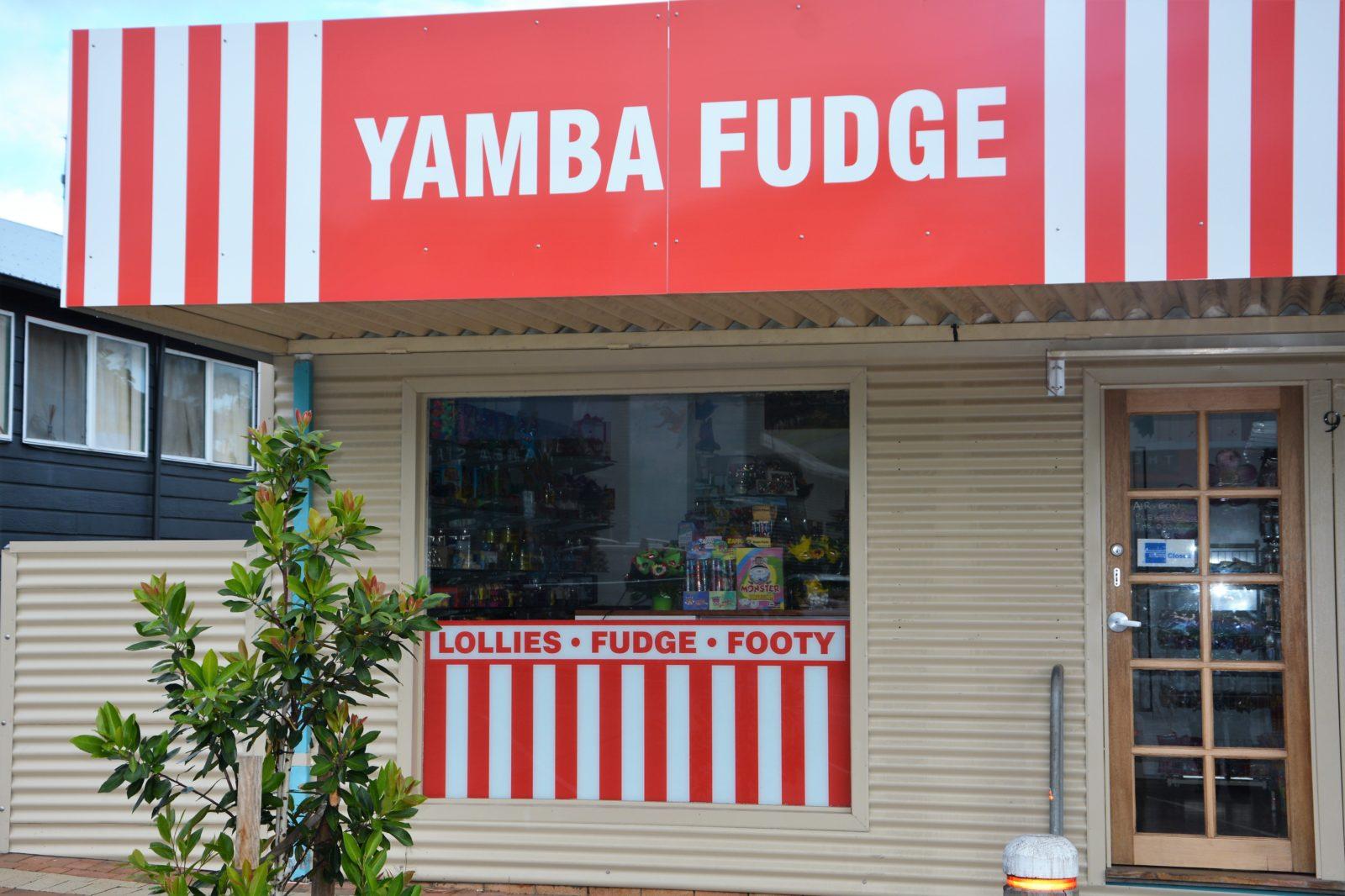 Yamba Fudge