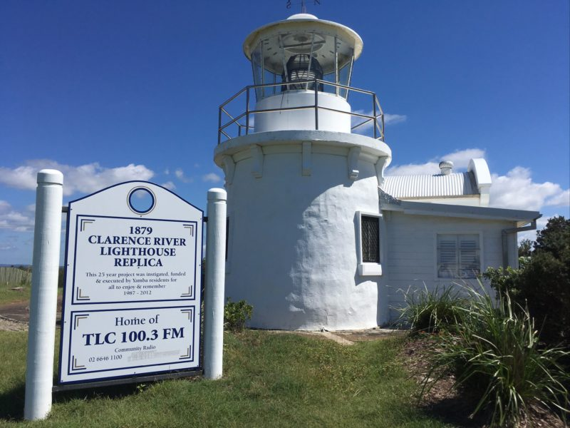 Clarence River Lighthouse Replica